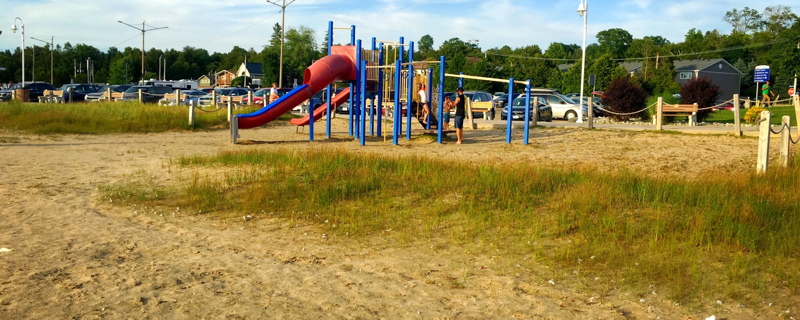 Port Elgin Main Beach Playground