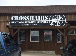 Crosshairs Hunting & Shooting Supplies