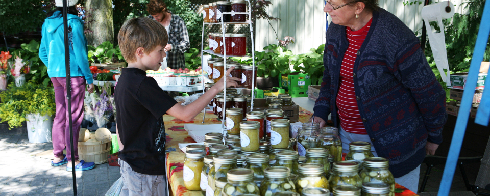 Port Elgin's Wednesday Markets