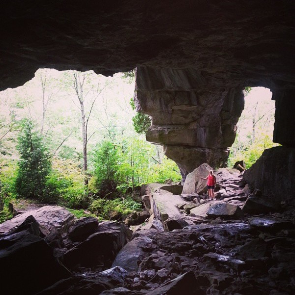 GREIG`S CAVES