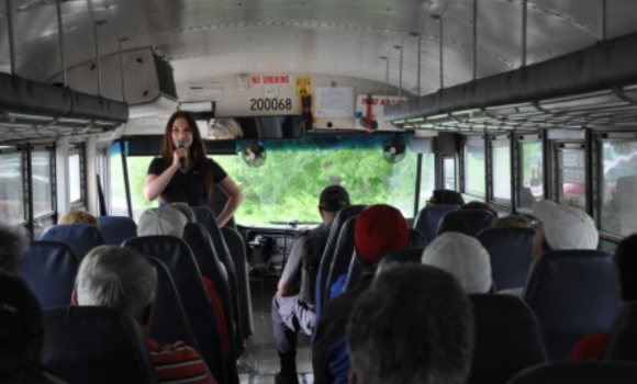 Bruce Power Bus Tours