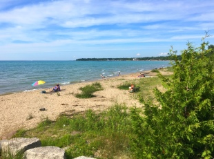 Shipley Beach Port Elgin