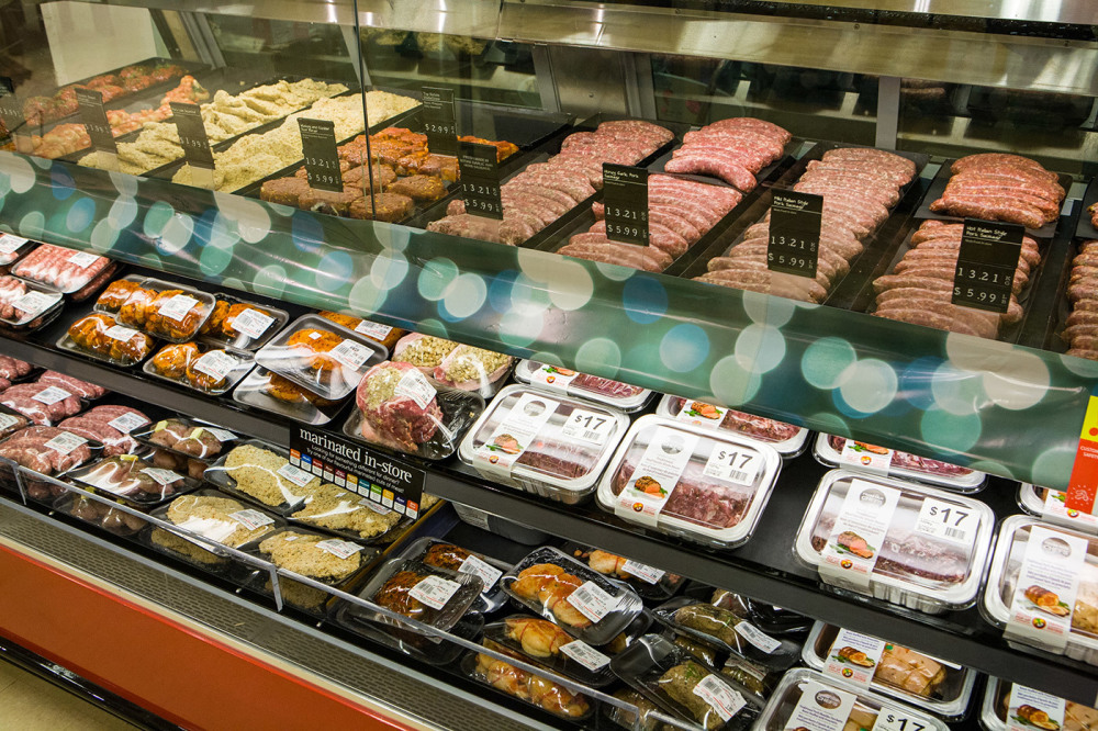 A wide selection of quality meats