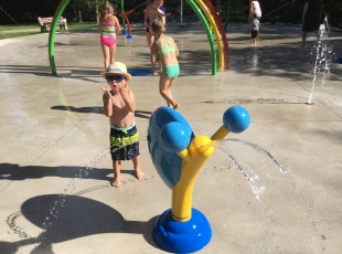 Port Elgin Lions Club Splash Pad