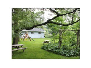 Blue Mill Cottages - enjoy our outdoor space