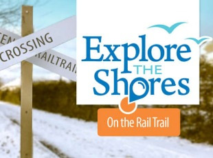 Explore the Shores on the Rail Trail