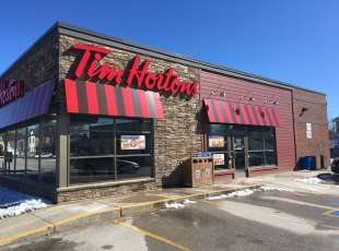 Tim Horton's Port Elgin