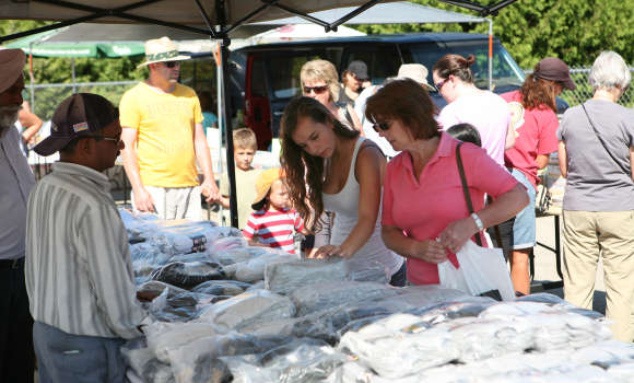 Port Elgin's Beach Market
