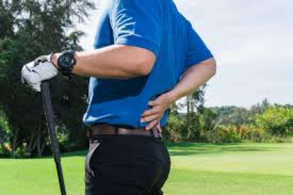 Sports injury? Golf,Volleyball,Baseball-we get you back in the game quickly