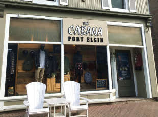 The Cabana Port Elgin