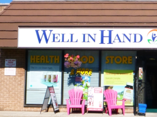 Well In Hand Holistic Nutrition Store
