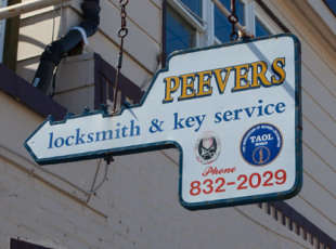 Peevers Locksmith Key Service