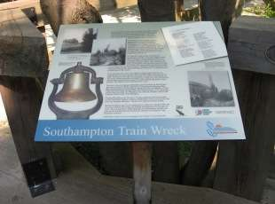 Southampton Train Wreck