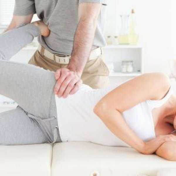 One on one experienced manual therapy